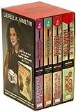 Anita Blake,Vampire Hunter Collection (volume 1-4)