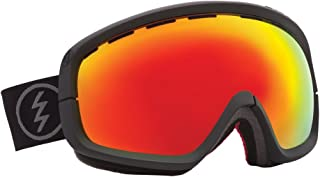 Electric Visual EGB2s Solar/Bronze Red Chrome Snow Goggle