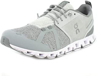 On-Running Mens Cloud Terry Silver Running Shoe - 10.5