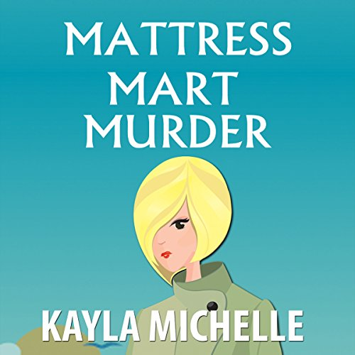 Mattress Mart Murder audiobook cover art