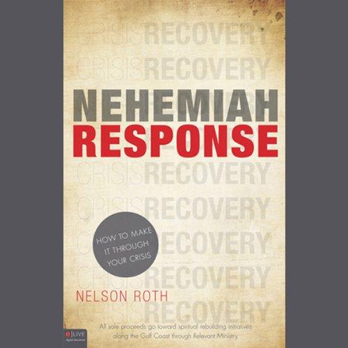 Nehemiah Response audiobook cover art