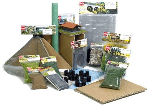 Busch 7188 - Grande Set per Costruire paesaggi