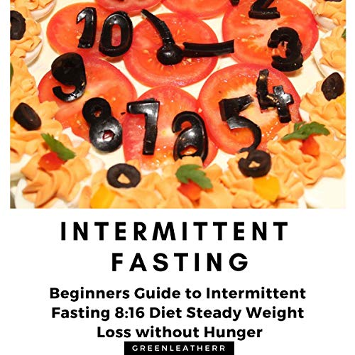 Intermittent Fasting audiobook cover art
