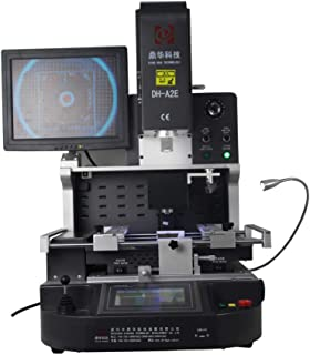 Popular Alto rendimiento Posicionamiento automático por láser SMD SMT reparación de bga retrabajo desoldado estación de