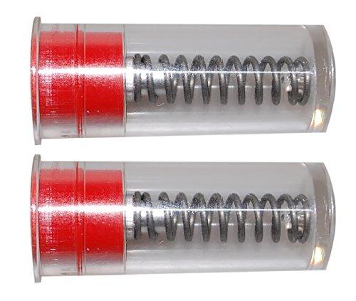 Flachberg Pufferpatronen kal 12 Kunststoff (2 Stück) Pufferpatrone Kaliber 12 (Ausführung 2)