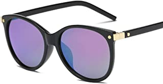 JOYS CLOTHING ユニセックススポーツサングラスアンチグレア偏光レンズサングラス (Color : A)