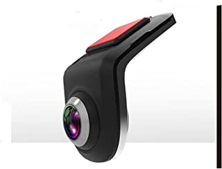 Car Front and Rear Camera ممتلئ HD 1080P. دقيقة السيارة DVR. كاميرا السيارات الرقمية مسجل فيديو داش كاميرا لمشغل الوسائط ا...