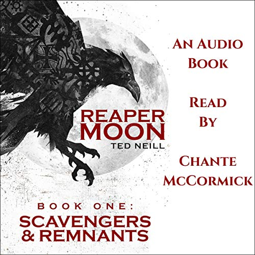 Scavengers & Remnants audiobook cover art