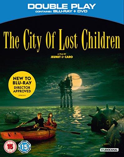 City Of Lost Children [Edizione: Regno Unito] [Blu-ray] [Import italien]