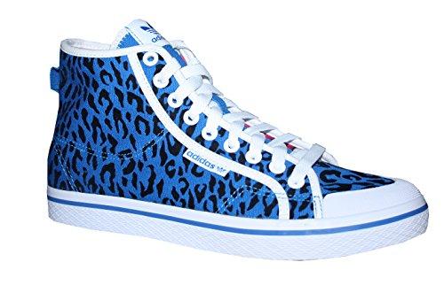 adidas Honey Mid W Damen Sneakers Canvas Leopard (36 2/3)