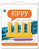 Authentic Knitting Board KB6500 Zippy Loom, 5.25 by 3', Yellow