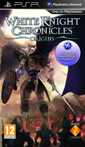 White Knight Chronicles - Origins (PSP) [Importación inglesa]