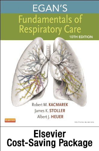 Mosby's Respiratory Care Online for Egan's Fundamentals of Respiratory Care, 10e (Access Code, Textbook and Workbook Pac