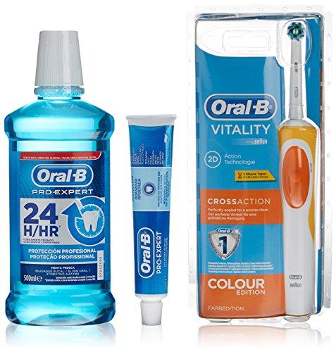 Oral-b Vitality Cross Action Salud Coffret Cadeau