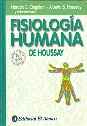 Fisiologia humana de Houssay/ Human Physiology of Houssay (Spanish Edition)