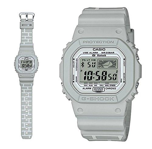 Casio G-Shock/Kevin Lyons Limited Edition Bluetooth Grey Watch GB5600B-K8