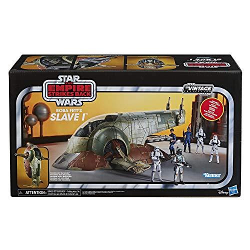 Star Wars - Vintage Nave Slave (Hasbro, E96475L0)