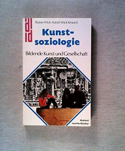 Kunstsoziologie. Bildende Kunst und Gesellschaft.