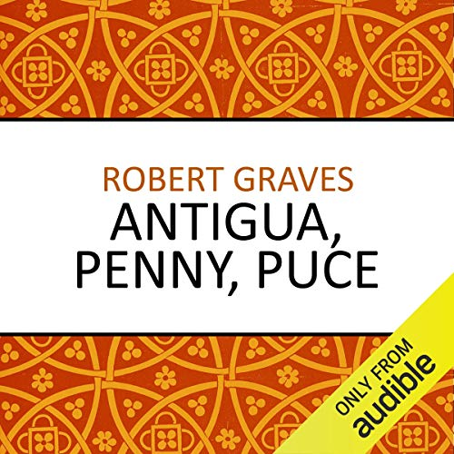 Antigua, Penny, Puce audiobook cover art