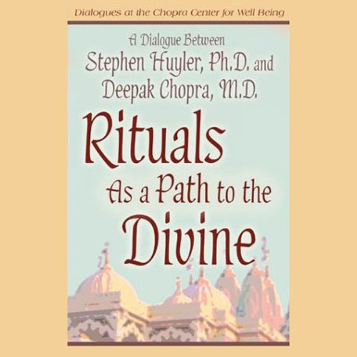 Rituals as a Path to the Divine audiobook cover art