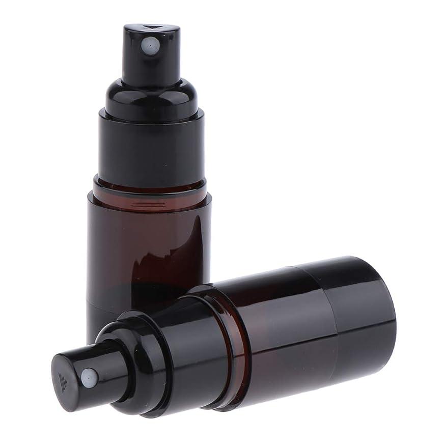 農場排泄物衣類Perfeclan 空ボトル 詰め替え可 化粧品容器 香水瓶 2個セット