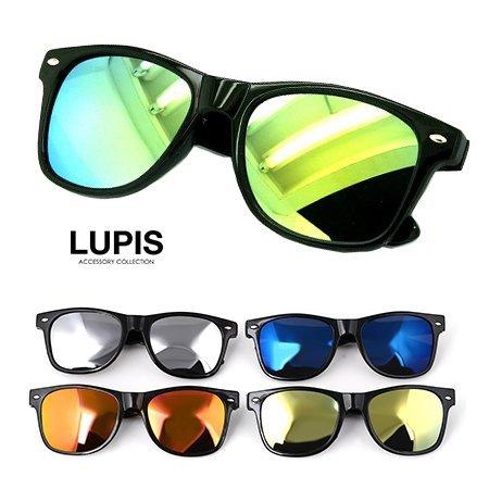 LUPIS(ルピス)『ミラーウエリントンサングラスレディース(s80)』