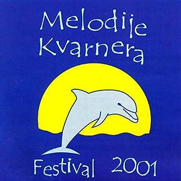 Melodije Kvarnera 2001