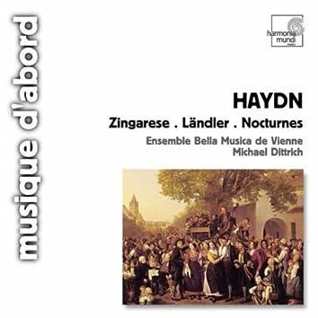 Haydn: Zingarese, Ländler, Nocturnes