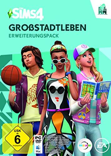 Die Sims 4 - Großstadtleben (EP 3) [PC - Code in der Box]