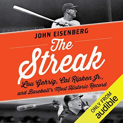 The Streak cover art