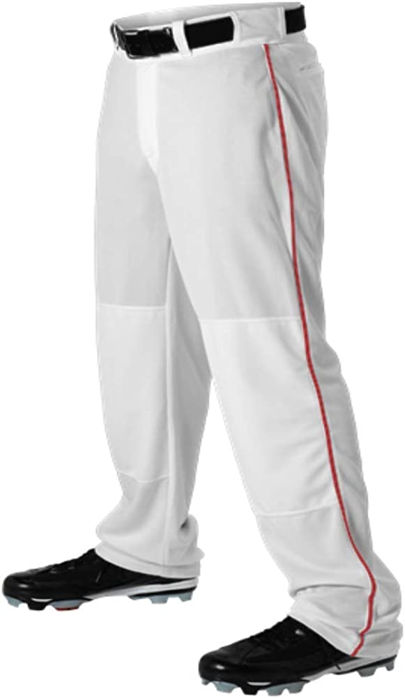 Teamwork Youth Baseball Pants Sale White Indefinitely w Pipe Large Red Bottom Open