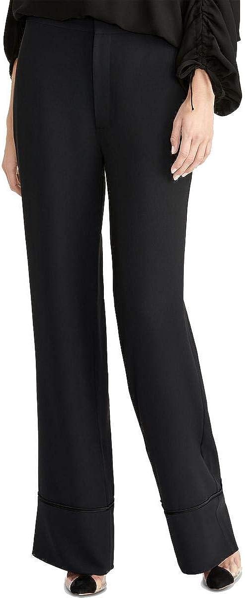 RACHEL ROY Women's Odette Twill Trousers Dress Pants