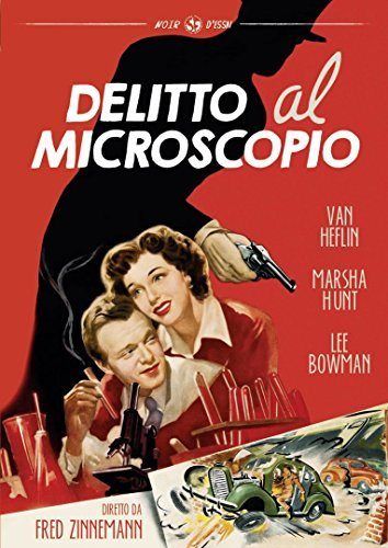 Delitto microscopio DVD Italian Import by marsha hunt