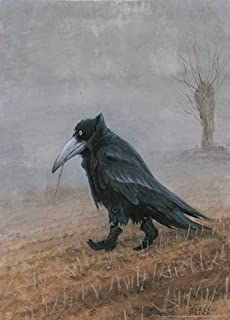 Best raven in boots painting Reviews