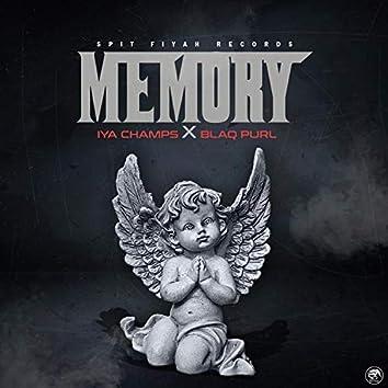 Memory (& Blaq Purl)
