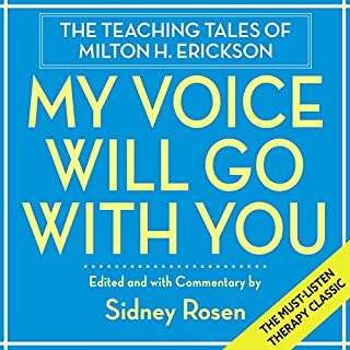 My Voice Will Go with You cover art