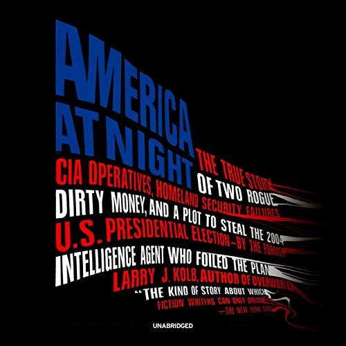 America at Night audiobook cover art