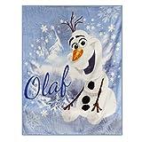 Disney Frozen Olaf Silk Touch Throw
