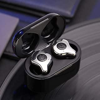 KKmoon Sabbat E12 BT Earbuds 5.0 TWS Wireless Earphone Sports In-Ear Earbuds Wireless Charging