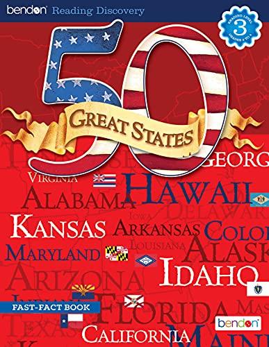 50 Great States (English Edition)