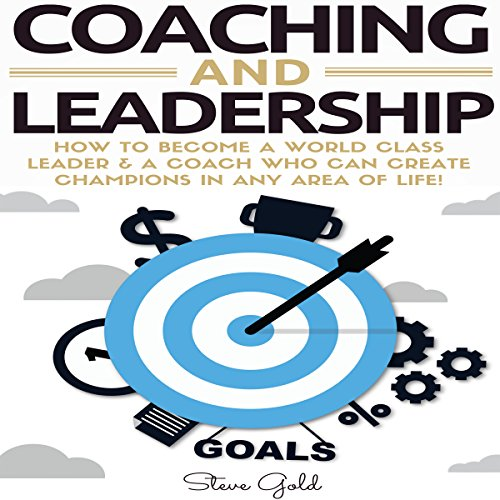 Coaching & Leadership audiobook cover art