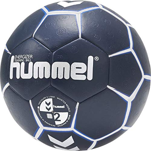hummel hmlAction Energizer Handball, Blau (Marine) (1)