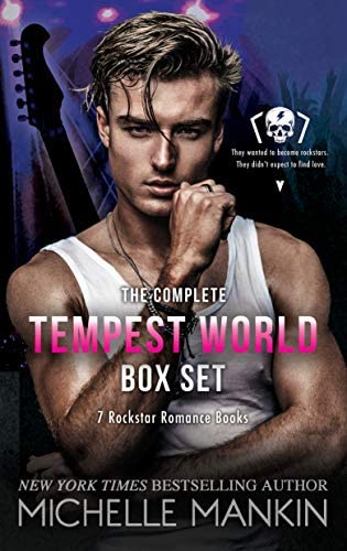 The Complete Tempest World Box Set 7 Rockstar Romance Books product image