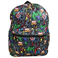 Official Fully licensed Marvel Avengers school bag for boys, teenagers and adults. This guarantees out of this world quality and satisfaction . Exclusively designed for Cool Clobber. You will not find these amazing backpacks anywhere else. Child Comf...