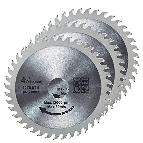 Mesa Circular De Carpinter A