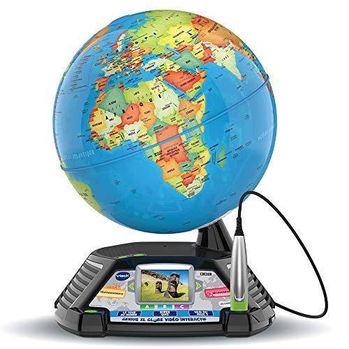 Le Globe Vidéo interactif, Vtech