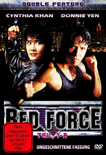 Red Force Double Feature ( 1 & 2 ) In the Line of Duty / Ultra Force