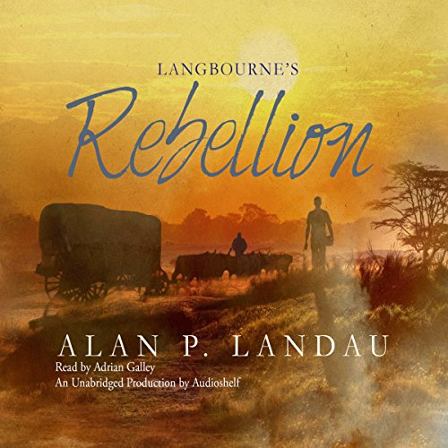 Langbourne's Rebellion audiobook cover art