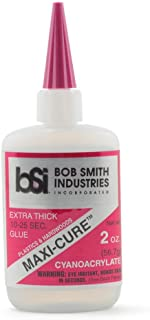 Bob Smith Industries Maxi-Cure Extra Thick, 2 oz.