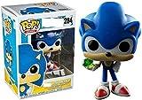 A-Generic Pop Vinyl Pop Sonic-Super Sonic Hedgehog Ultrasony Mouse Decoration (Color: D) -C-C